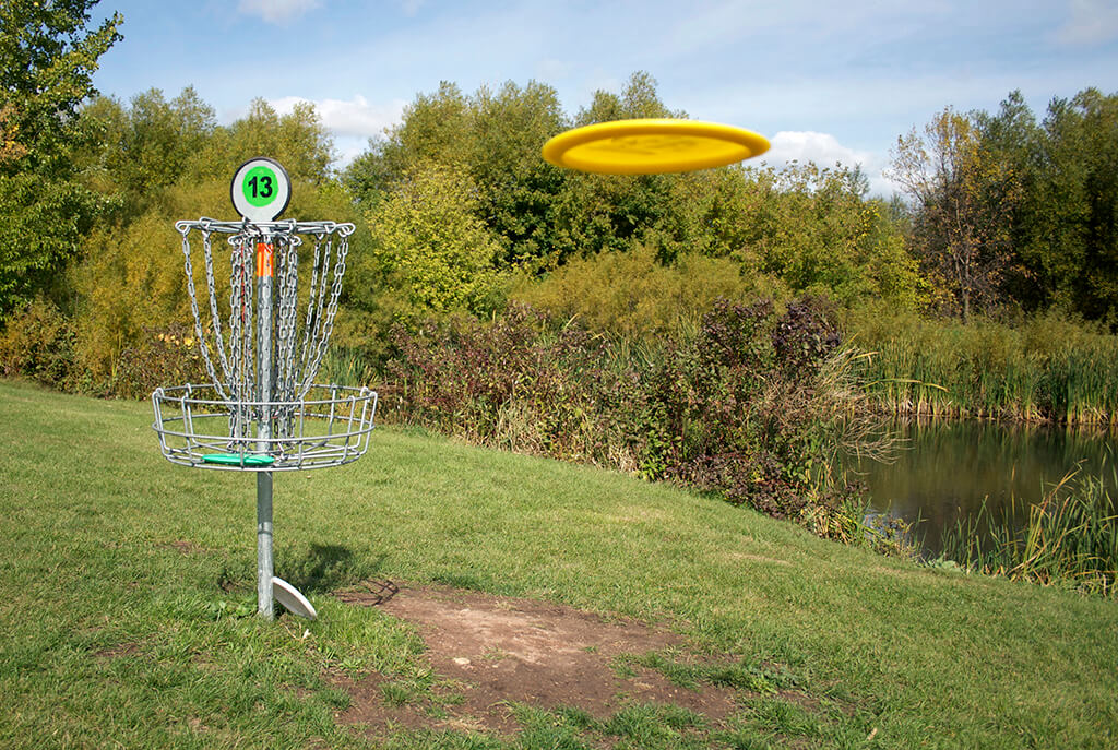 Disc Golf Flight Parameters
